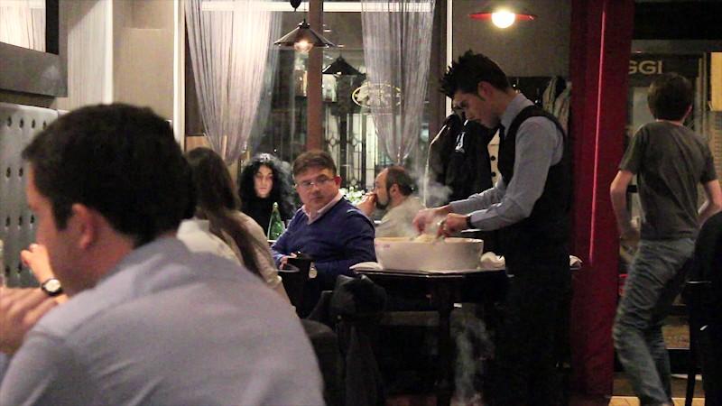 Restaurant Romantica Caffé Madeleine - Paris