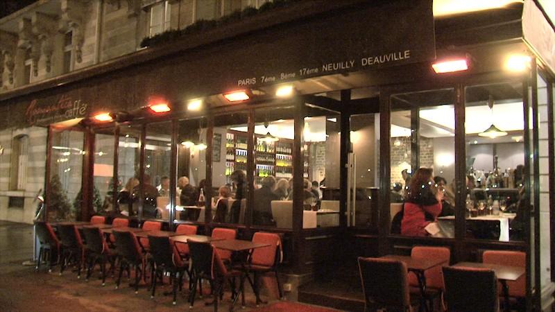 Vidéo - Restaurant Romantica Caffé Tour Maubourg - Paris