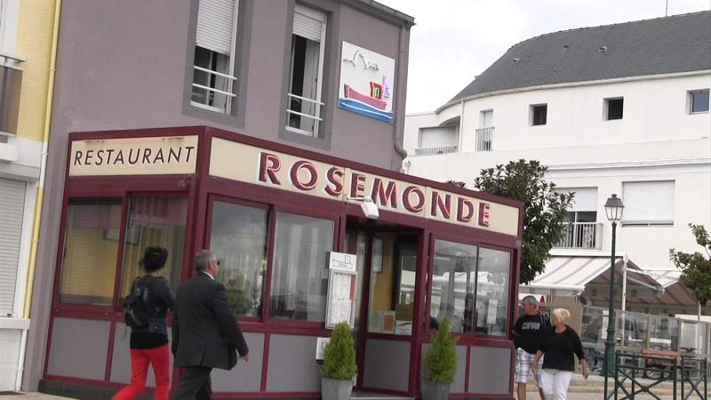 Restaurant Rosemonde - Sables-d'Olonne