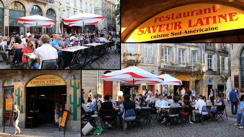 Vidéo - Restaurant Saveur Latine - Bordeaux