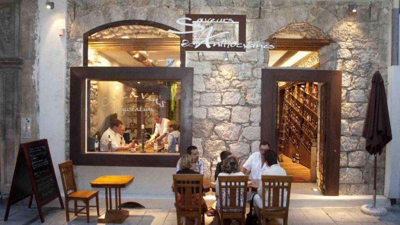 Restaurant Saveurs et anthocyanes - Nice