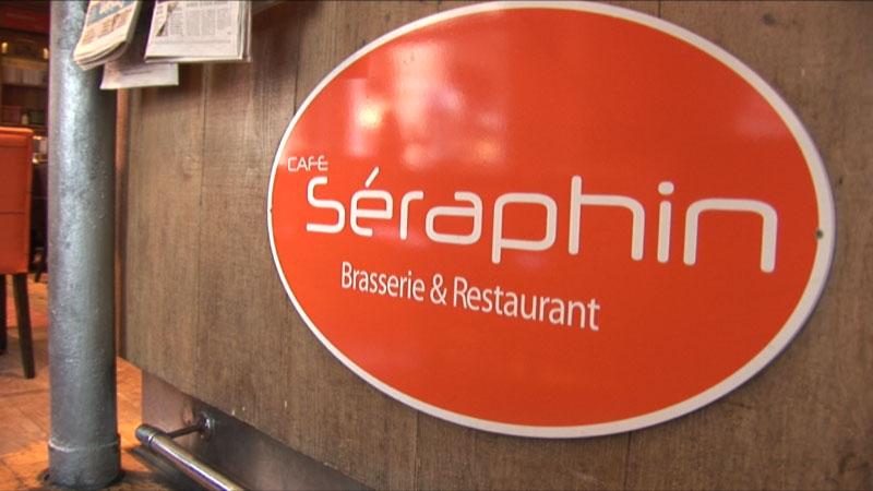 Restaurant Seraphin - Paris