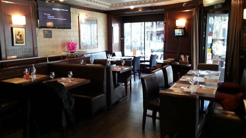 Restaurant Sun Café - Paris