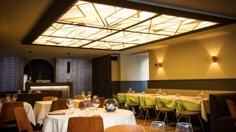 Restaurant Texture - Saint-Malo