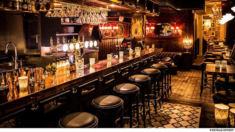Restaurant La Grille - Paris