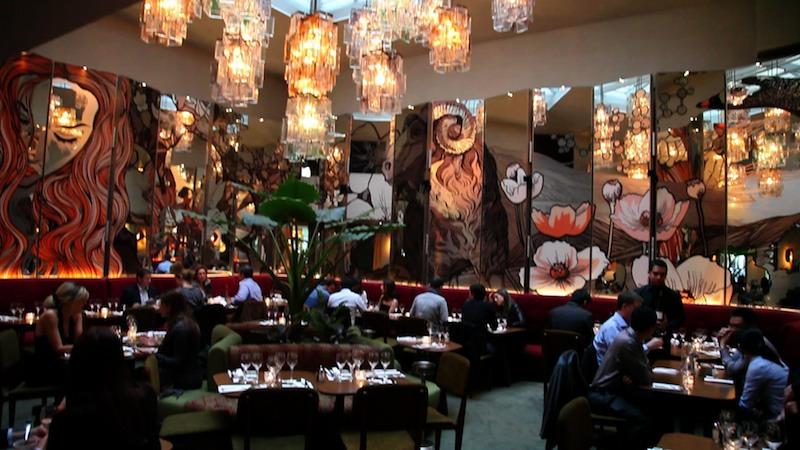 Restaurant Très Honoré - Paris