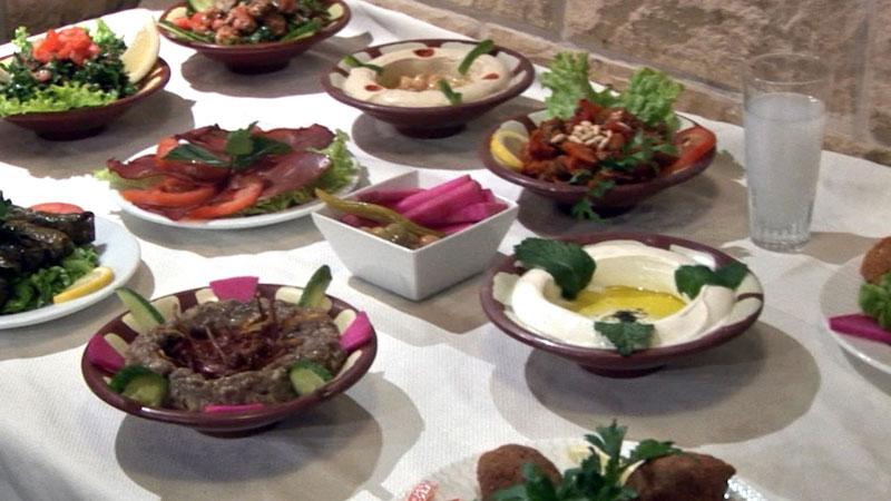 Restaurant Ugarit - Paris