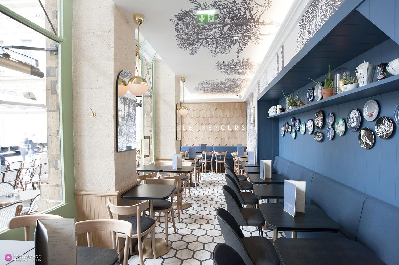Restaurant Le Nemours à Paris